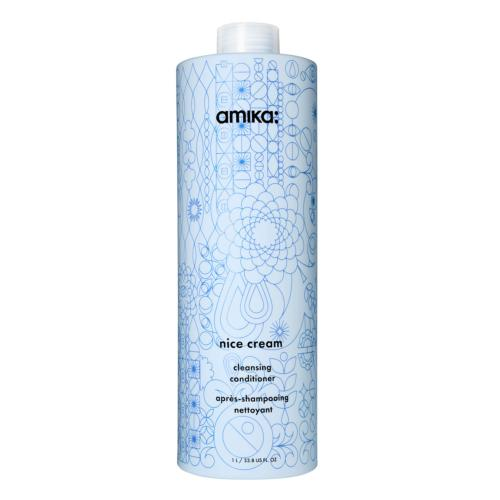 Cleansing Conditioner Nice Cream Boucles amika 1000ml