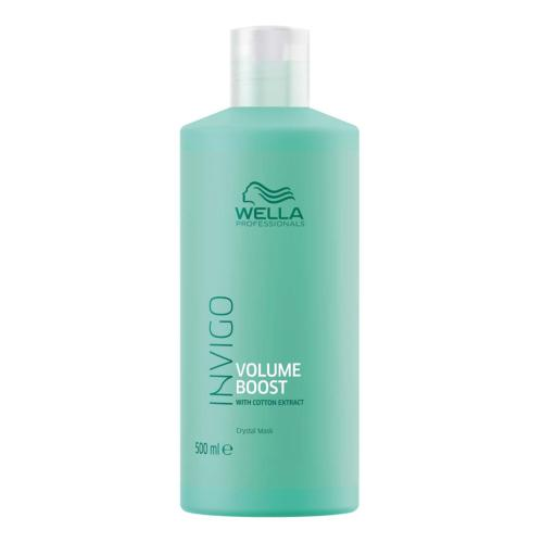 Masque Crystal Volume Boost Invigo Wella 500ml