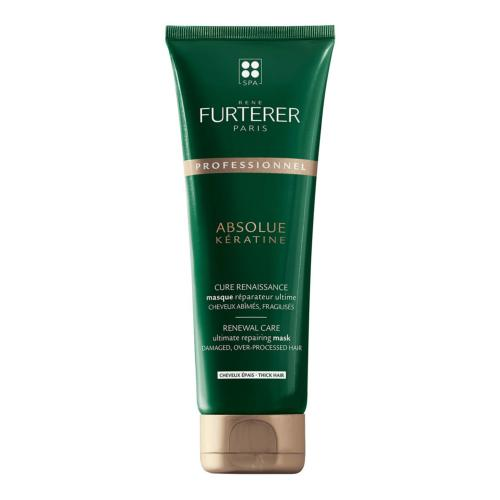 Masque Absolue Keratine Cheveux Epais Rene Furterer 250ml