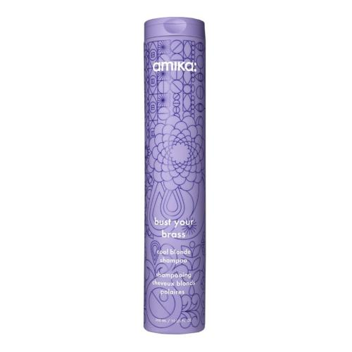 Shampooing Bust Your Brass Cool Blond amika 300ml