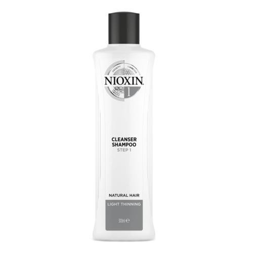 Shampooing Naturel N°1 Nioxin 300ml