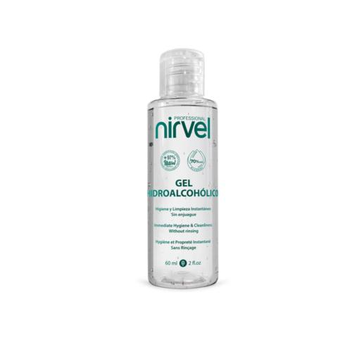 Gel Hydroalcoolique Professionnel 60ml - Nirvel