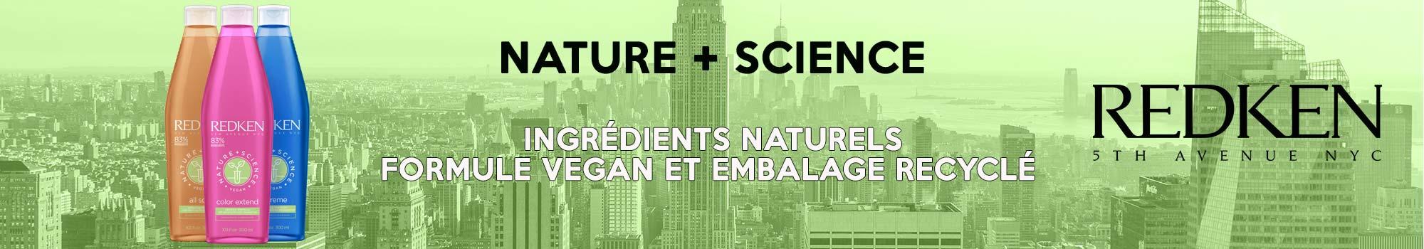 Redken Nature + Science