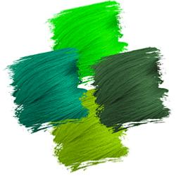 Vert Crazy Color