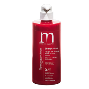 Shamp Repigmentant Rouge 500ml - Mulato
