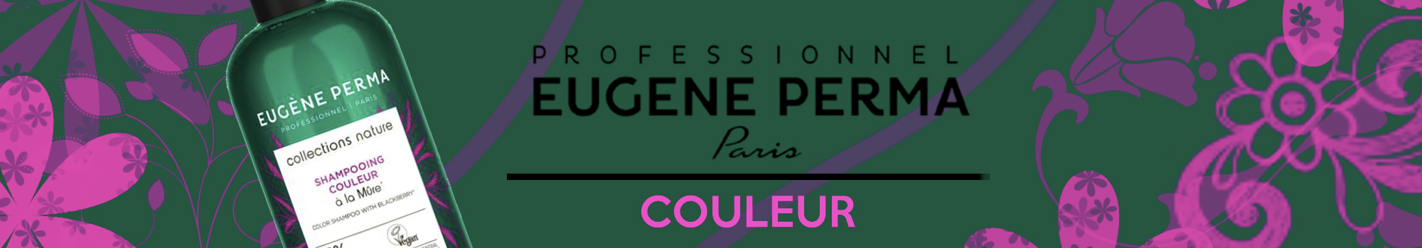Collections Nature Couleur Eugène Perma