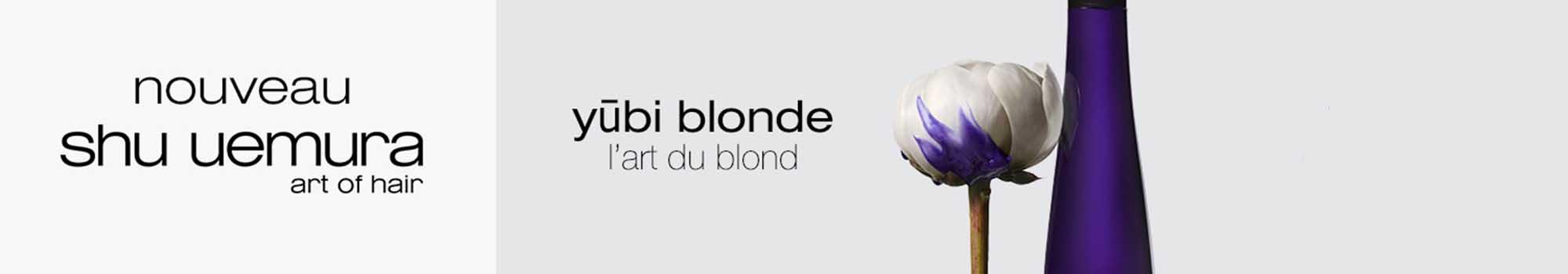 Yubi Blonde Shu Uemura