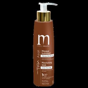 Azali Masque Hydradant Cheveux Boucles 200ml - Mulato