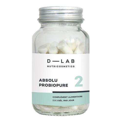 Absolu De Probiopure Programme 28 Jours D-LAB