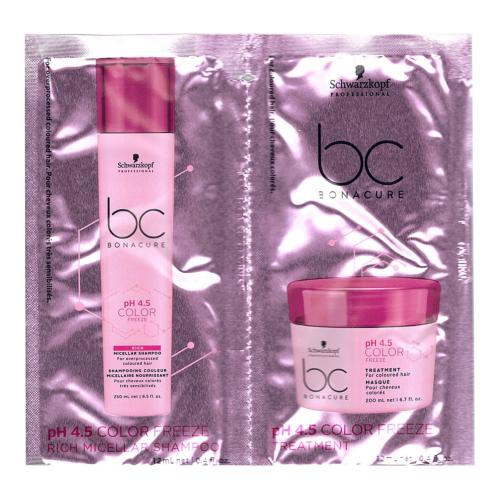 Duo BC Color Freeze Schwarzkopf 2x12ml