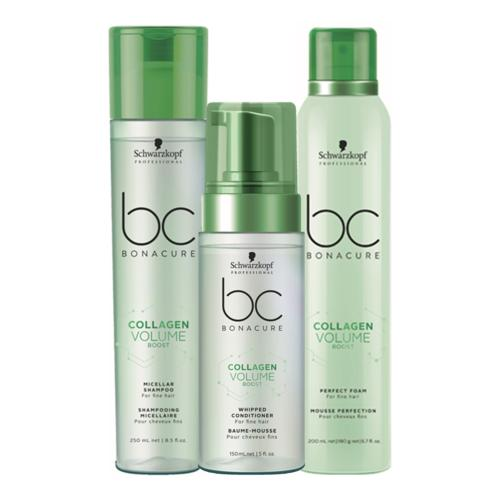 Pack Schwarzkopf Collagen Volume Boost