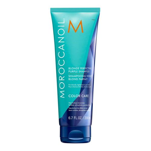 Shampooing Violet Blonde Perfecting Moroccanoil 200ml