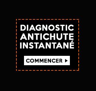 Diagnostic Antichute