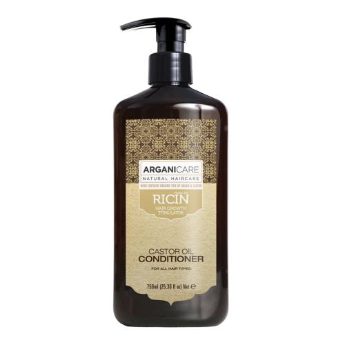 Conditioner Argan et Ricin 750ml - Arganicare