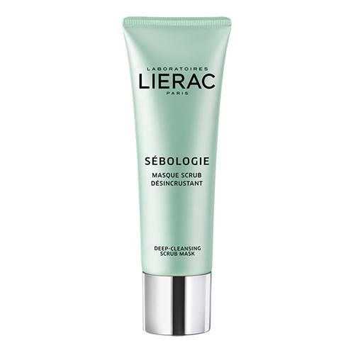 Masque Désincrustant Sebologie Lierac 50ml