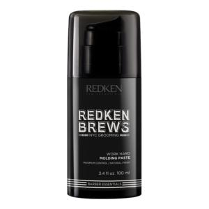 Pâte Coiffante Work Hard Redken Brews 100ml