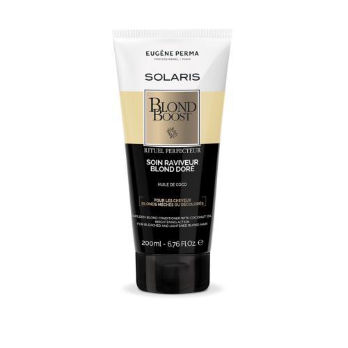 Soin Raviveur Blond Doré Blond Boost Solaris Eugene Perma  200ml