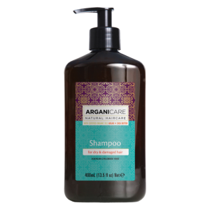Shampooing Argan Arganicare 400ml