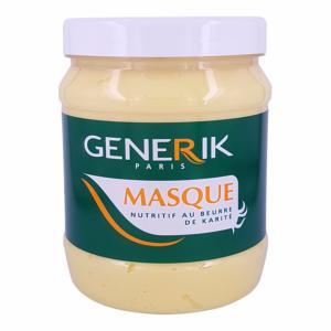 Masque Nutritif Karité Generik 1kg