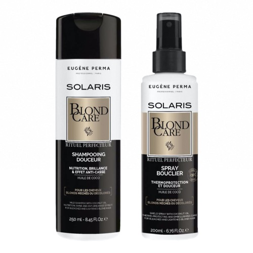Pack Duo Solaris Blondcare