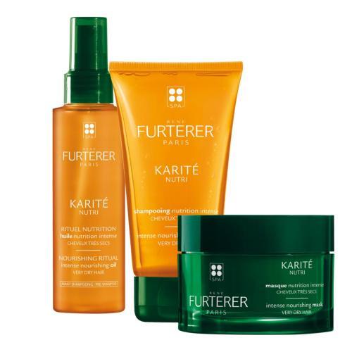 Rituel Karité Nutrition René Furterer