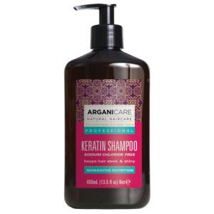 Shampooing Keratin Arganicare 400ml