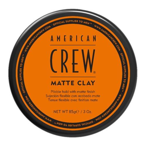 Pâte Coiffante Argileuse Matte Clay American Crew 85g
