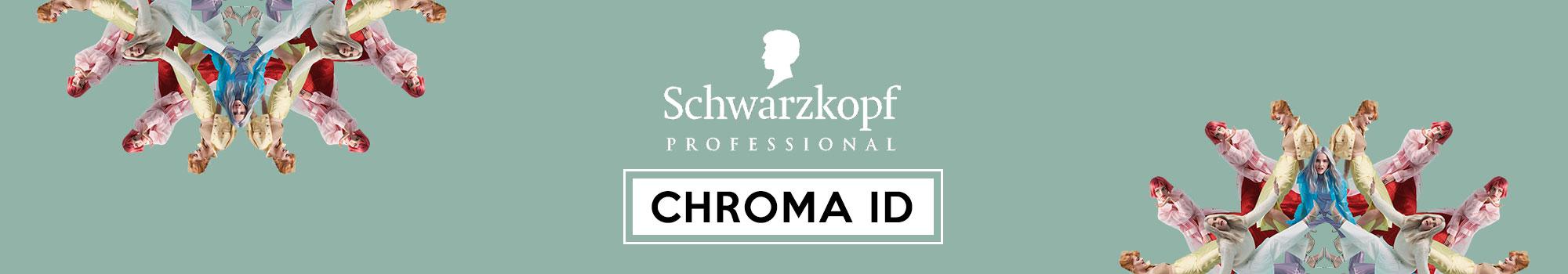 Chroma ID Schwarzkopf Profesional