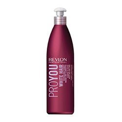 PROYOU White Hair Revlon