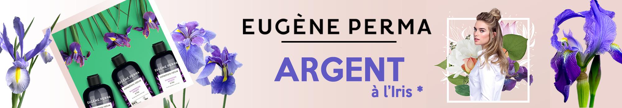 Collections Nature Argent Eugène Perma