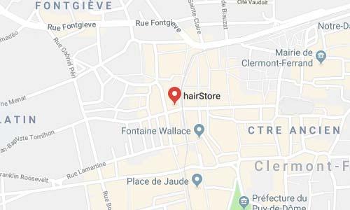 hairStore Institut Clermont-Ferrand
