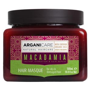 Masque Macadamia Arganicare 500ml