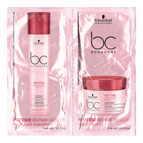 Duo BC Peptide Repair Rescue Schwarzkopf 2x12ml
