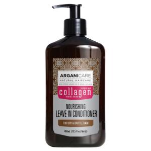 Soin Sans Rinçage Collagen Arganicare 400ml