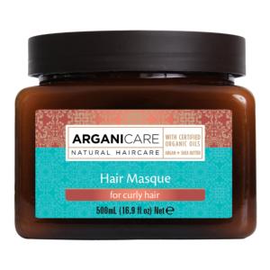 Masque Argan Cheveux Bouclés Arganicare 500ml