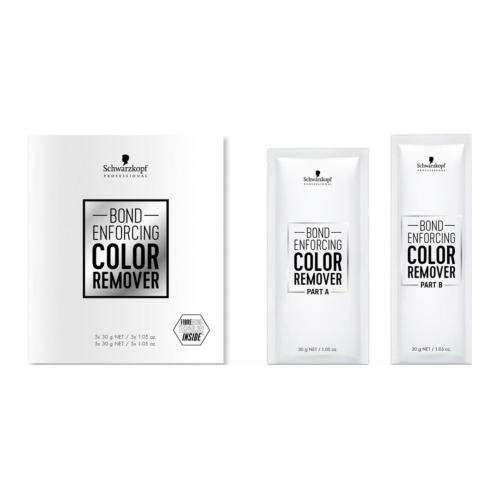 Dèmaquillant Couleur Capillaire Color Remover Schwarzkopf 5 x 30 g