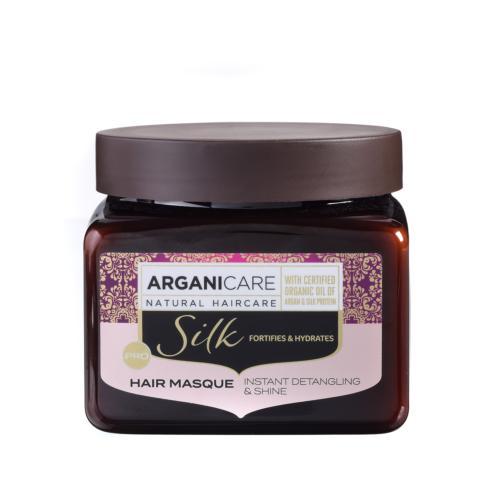 Masque Protéine de Soie Arganicare 500ml