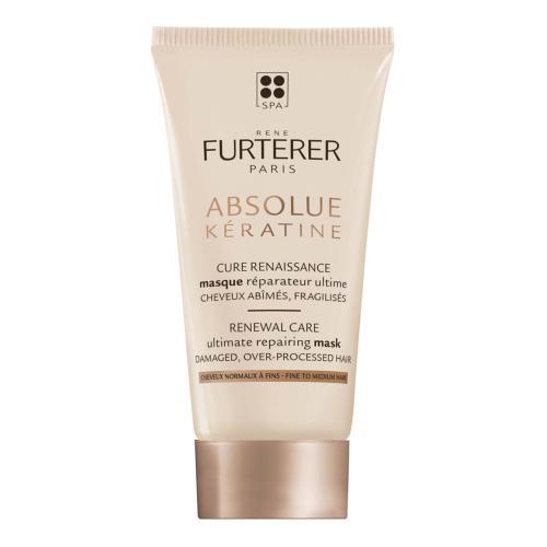 Masque Absolue Kératine Cheveux Fins René Furterer 30ml