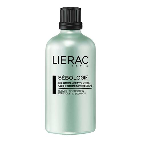Solution Kératolytique Sebologie Lierac 100ml