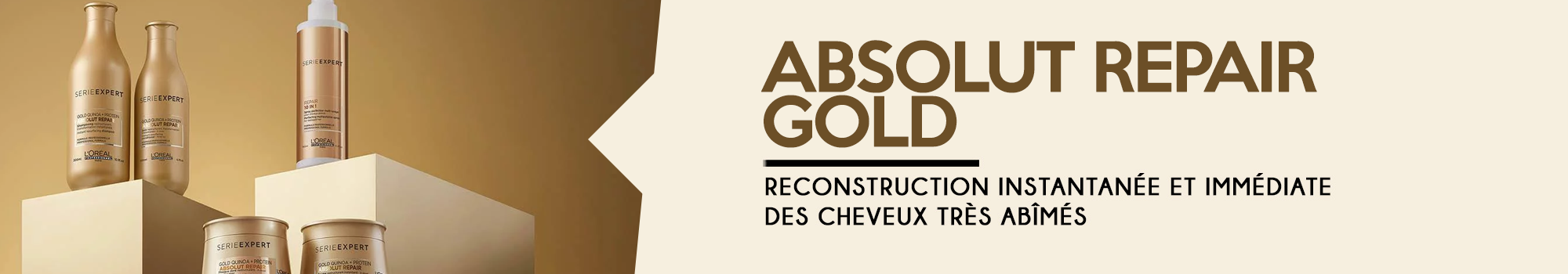 L'Oréal Absolut Repair Gold