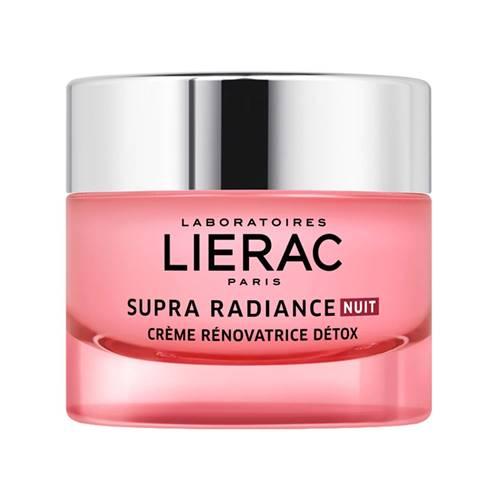 Crème Rénovatrice Nuit Supra Radiance Lierac 50ml