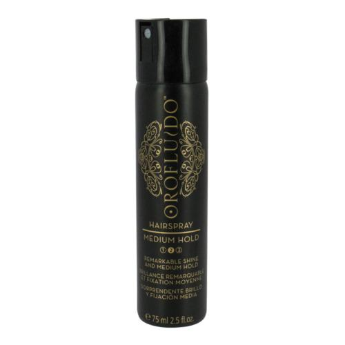 Spray Fixation Moyenne Orofluido 75ml