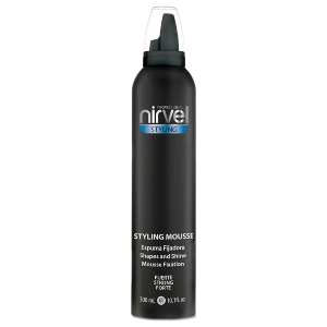 Mousse Fixation Forte Nirvel 300ml