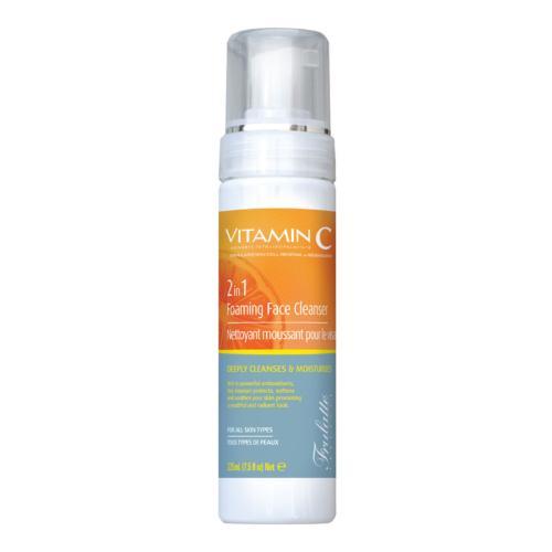 Mousse Nettoyante Visage Vitamine C Arganicare 225ml