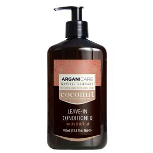 Soin Sans Rinçage Coconut Arganicare  400ml