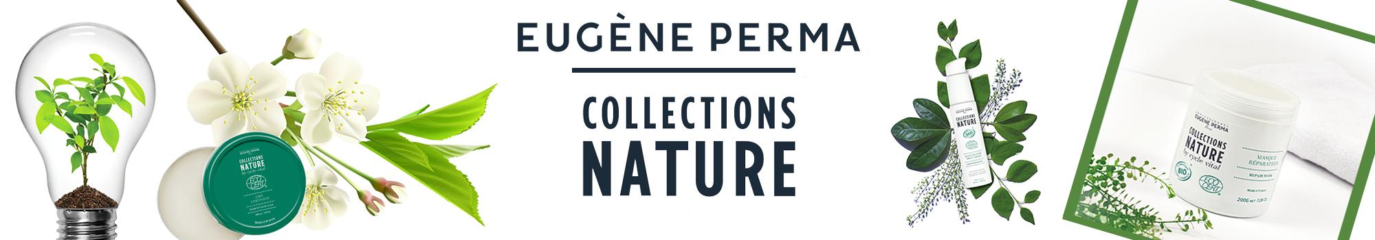 Collections Nature Bio Eugène Perma