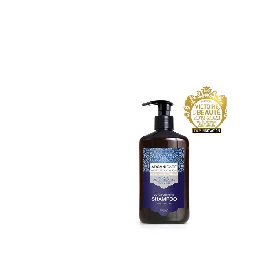 Le shampooing de la gamme figue de barbarie de chez Arganicare [Blog]