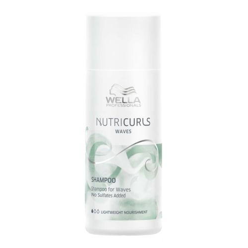 Shampooing Nutri Curls Sans-Sulfates Wella 50ml