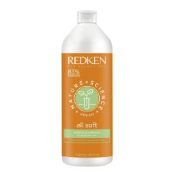 Shampooing All Soft Nature Science Redken 1000ml