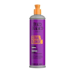 Shampooing Tonifiant Violet Serial Blonde Tigi 400ml